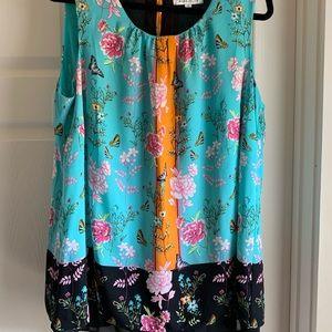 Rose+Olive blouse